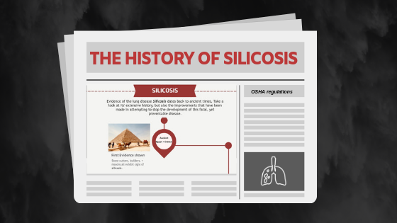 History of Silicosis