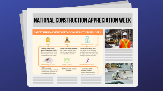 Safety Improvements in the Construction Industry