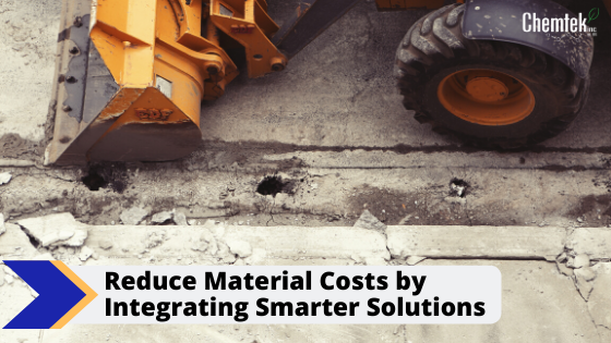 Reducing Material Costs by Integrating Smarter Solutions