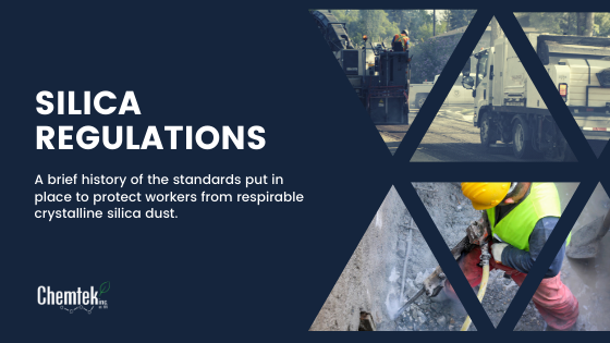 History of Silica Dust Regulations in the US